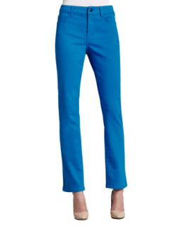 Womens Sheri Skinny Jeans, Brights   Not Your Daughters Jeans   Jade