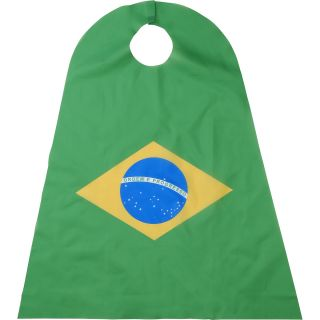 WAGON ENTERPRISE Kids Brazil Nation Cape