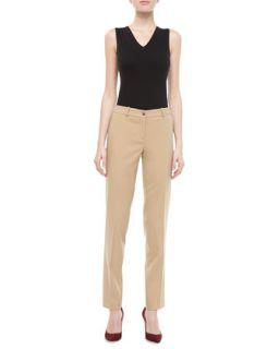 Womens Samantha Skinny Pants, Fawn   Michael Kors   Fawn (0)