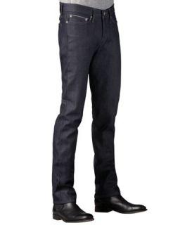 Mens WeirdGuy Indigo Selvage Jeans   Naked and Famous Denim   Indigo (31)