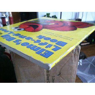 Elmo's Big Lift And look Book (Sesame Street) (Great Big Board Book) Anna Ross, Joe Mathieu 0038332269369  Children's Books