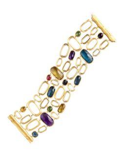 Murano 18k Wide Semiprecious Bracelet   Marco Bicego   (18k )