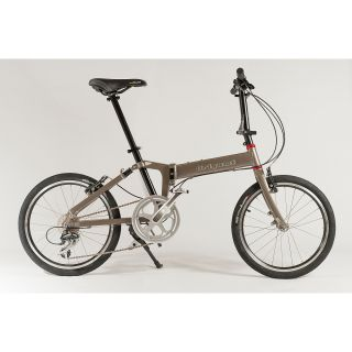 Origami Dragonfly 16 Beautifully Designed Lightweight Folding Bicycle