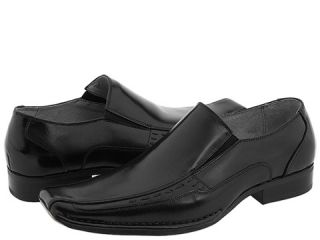 Stacy Adams Templin Mens Slip on Shoes (Black)
