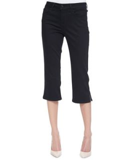Hayden Cropped Side Slit Pants, Womens   Not Your Daughters Jeans
