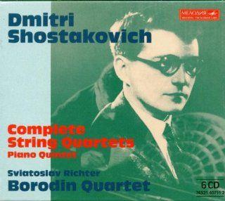 Shostakovich Complete String Quartets (1 15), String Quintet Music