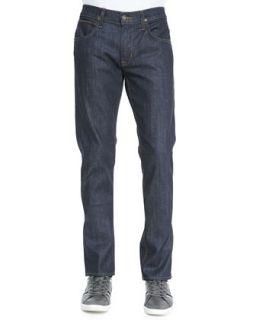Mens Blake Slim Straight Jeans   Hudson Jeans   Blue (34)