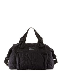 Pretty Nylon Weekender Bag, Black   MARC by Marc Jacobs