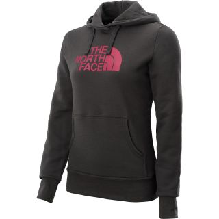 THE NORTH FACE Womens Half Dome Hoodie   Size: 2xl, Graphite/pink