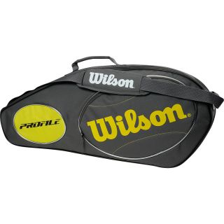 WILSON Profile II 3 Racquet Tennis Bag
