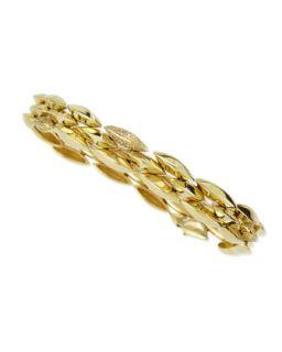 Marquise & Diamond Tennis Bracelet   Alexis Bittar Fine   Gold