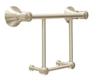 "Deltana 88MR 26 13"" x 9"" Magazine Rack with Solid Brass Construction from the 88 Series, Chrome"