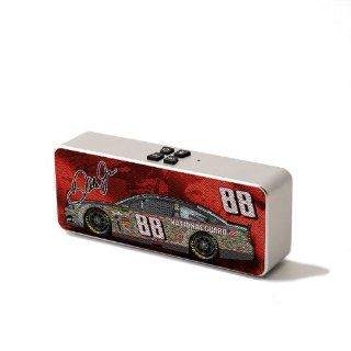 NASCAR Dale Earnhardt Jr 88 National Guard Camo Bluetooth Speaker: Sports & Outdoors