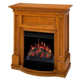 Dimplex Fremont Electric Fireplace   Oak