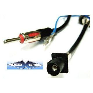 Stereo ANTENNA Harness Chrysler Crossfire 04 05 06 2006 AFTERMARKET STEREO / RADIO ANTENNA ADAPTOR   PLUGS INTO AFTERMARKET STEREOS AND CONNECTS INTO FACTORY ANTENNA : Vehicle Audio Video Antennas : Car Electronics