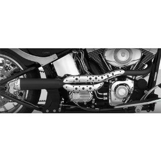 Vance & Hines 11801 RSD Tracker 2 into 1 Tracker Exhaust for Harley Davidson Softail Automotive