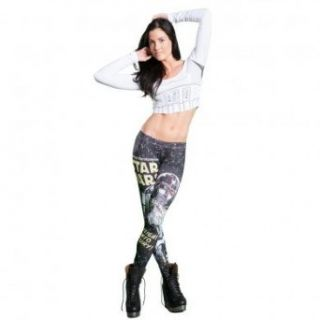 Star Wars Flight into Fury Leggings: Clothing