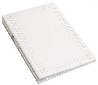 Pioneer Bi Directional Post Style Memo Pocket Album, White   Professional Photo Presentation Albums