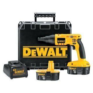 DEWALT 18 Volt Ni Cad Cordless Drywall / Deck Screwdriver
