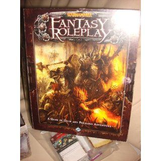 Warhammer Fantasy Roleplay Core Set: Fantasy Flight Games: Toys & Games