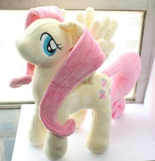 My Little Pony Friendship is Magic Fluttershy Plush Doll Toy Toys & Games