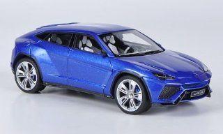 Lamborghini Urus, met.blue , 2012, Model Car, Ready made, Look Smart 143 Look Smart Toys & Games