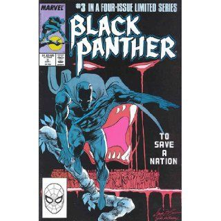Black Panther (Ltd. Series), Edition# 3: Marvel: Books