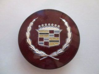 "VINTAGE Cadillac 3.75"" Car Emblem    Makes Great Paper Weight Paperweight    as shown: Everything Else"