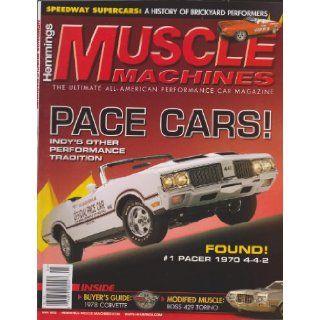 Hemmings Muscle Machines (May 2012) Various Books