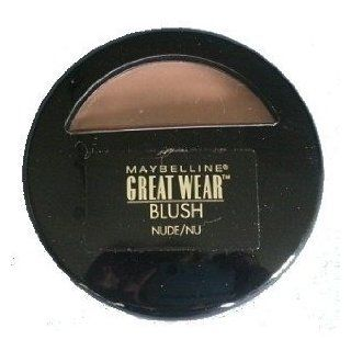 Maybelline Great Wear Cream Blush ~Nude (Quantity 1) : Face Blushes : Beauty
