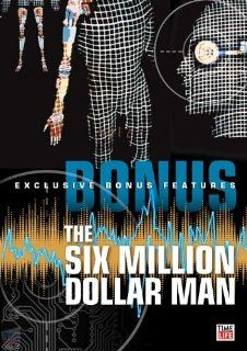 Six Million Dollar Man Bonus Features w/3 Reunion Movies & Syndicated Version of 1st 3 SMDM TV movies Return of The Six Million Dollar Man/Bionic Showdown/Bionic Ever After/The Moon & The Desert/Wine, Women & War/The Solid Gold Kidnapping+11 Fe