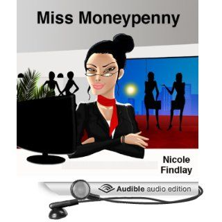 Miss Moneypenny (Audible Audio Edition): Nicole Findlay: Books
