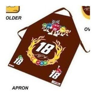 M & M's CANDY Kyle Busch #18 NASCAR Apron (One Size Fits Most)