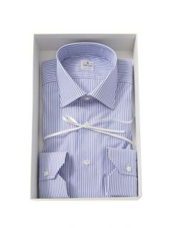 Capri striped cotton shirt  Truzzi