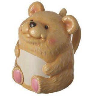 Midwest CBK Topsy Turvy Teddy Bear Mug