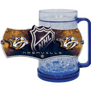 Nashville Predators Freezer Mug: Sports & Outdoors