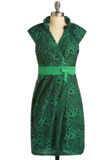 Eva Franco Ain't Over Until It's Clover Dress  Mod Retro Vintage Dresses