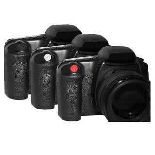 Custom SLR ProDot Shutter Button Upgrade, 2 Pack, Black  Camera Shutter Release Cords  Camera & Photo