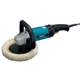 Makita 9227C 7 Inch Hook and Loop Electronic Polisher/Sander   Power Angle Grinders
