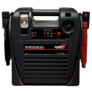 Schumacher IP 1875C 18 Ah Instant Power with Air Compressor: Automotive