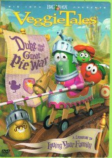VeggieTales: Duke and the Great Pie War: Big Idea: Movies & TV