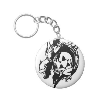 Fullmetal Alchemist Ouroboros Key Chain