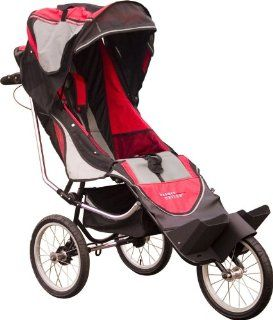 Dreamer Design Axiom Mobility Access Stroller for Special Needs Children, Size 2, Red: Health & Personal Care