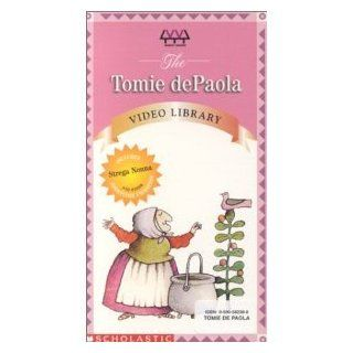 The Tomie dePaola Video Library: Charlie Needs a Cloak, Strega Nonna, The Clown of God: Movies & TV