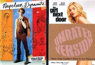 Napoleon Dynamite/The Girl Next Door: Emile Hirsch, Nicholas Downs, Elisha Cuthbert, Jon Heder, Efren Ramirez, Jon Gries, Timothy Olyphant, James Remar, Chris Marquette, Paul Dano, Timothy Bottoms, Donna Bullock, Jared Hess, Luke Greenfield, Arnon Milchan,
