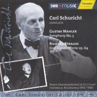 Mahler: Symphony No. 3/Strauss: Alpine Symphony: Music