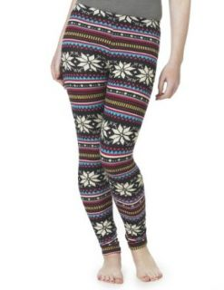 Joe Browns Crazy Alpine Legging Multi Small/Medium at  Women�s Clothing store: Leggings Pants