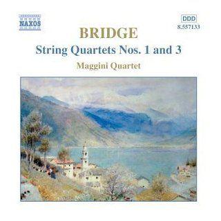 Bridge String Quartets Nos. 1 & 3 Music