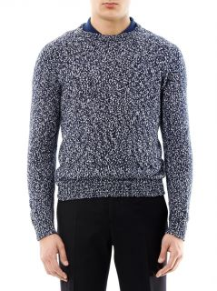 Speckled knit sweater  Carven
