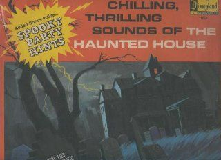 Chilling, Thrilling Sounds of the Haunted House: Music
